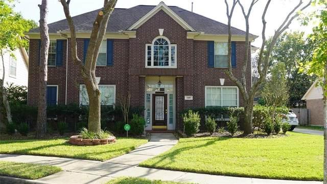 4418 Pine Blossom Trail, Houston, TX 77059 (MLS #77081384) :: The Bly Team