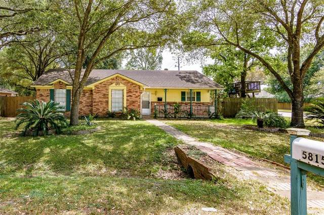 5815 Iris Lane, Katy, TX 77493 (MLS #7708185) :: The SOLD by George Team