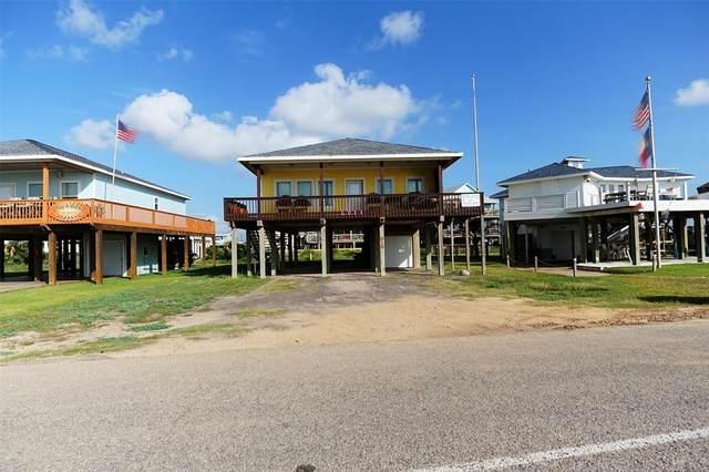 918 Beach Drive, Surfside Beach, TX 77541 (MLS #77085392) :: The Bly Team