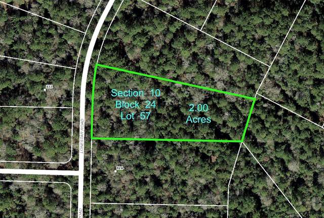 10-24-57 Lonestar Road, Huntsville, TX 77340 (MLS #77088788) :: The Bly Team
