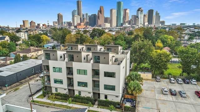 1721 Hickory Street, Houston, TX 77007 (MLS #77089730) :: Guevara Backman
