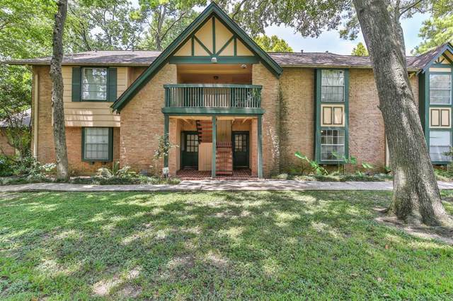 8229 Kingsbrook Road #125, Houston, TX 77024 (MLS #7709350) :: The Heyl Group at Keller Williams