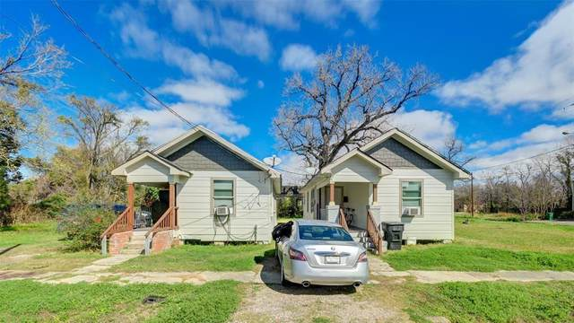 3011 Dennis Street, Houston, TX 77004 (MLS #77094436) :: The Parodi Team at Realty Associates