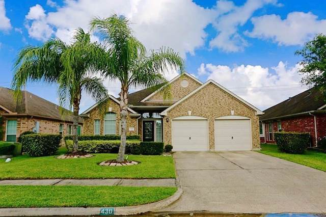 430 Twin Timbers Lane, League City, TX 77565 (MLS #77098168) :: Green Residential