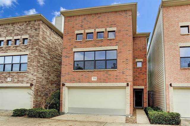 3538 Omeara Drive, Houston, TX 77025 (MLS #77100226) :: The SOLD by George Team