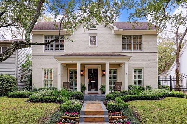2926 Albans Road, Houston, TX 77005 (MLS #77109496) :: NewHomePrograms.com LLC