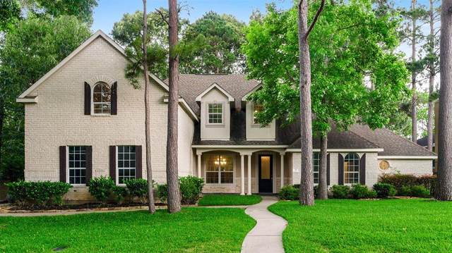 21 Highland Point Drive, Montgomery, TX 77356 (MLS #77114229) :: The Home Branch