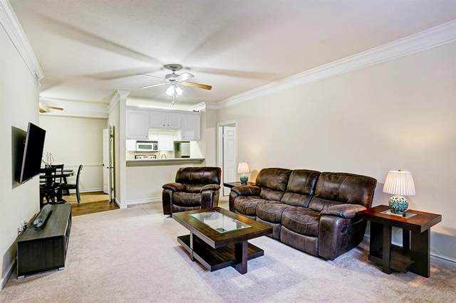 2700 Revere Street #136, Houston, TX 77098 (MLS #7712049) :: Texas Home Shop Realty