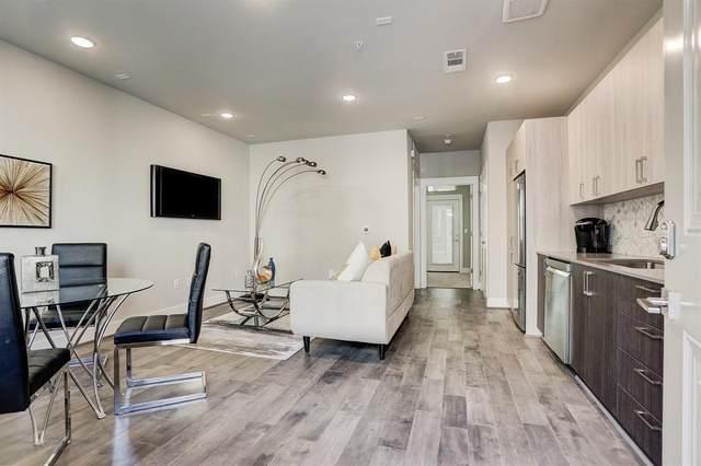 4819 Caroline Street #111, Houston, TX 77004 (MLS #77121226) :: Texas Home Shop Realty