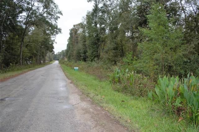 0 Crossroads, Patton Village, TX 77372 (MLS #77122125) :: Ellison Real Estate Team