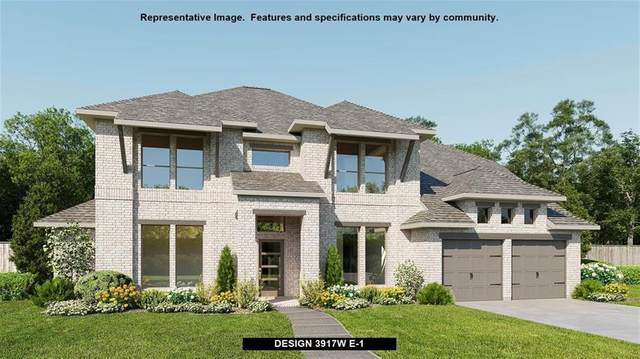 4343 Martin Ridge Drive, Manvel, TX 77578 (MLS #77125330) :: The Queen Team