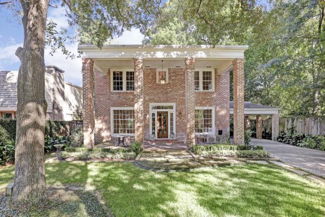 5411 John Dreaper Drive, Houston, TX 77056 (MLS #77128229) :: Texas Home Shop Realty