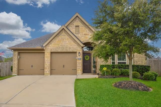 1802 Matthew Glen Lane, Richmond, TX 77469 (MLS #77129896) :: The Sansone Group