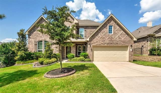 12457 Pebble View Drive, Conroe, TX 77304 (MLS #77134609) :: Caskey Realty