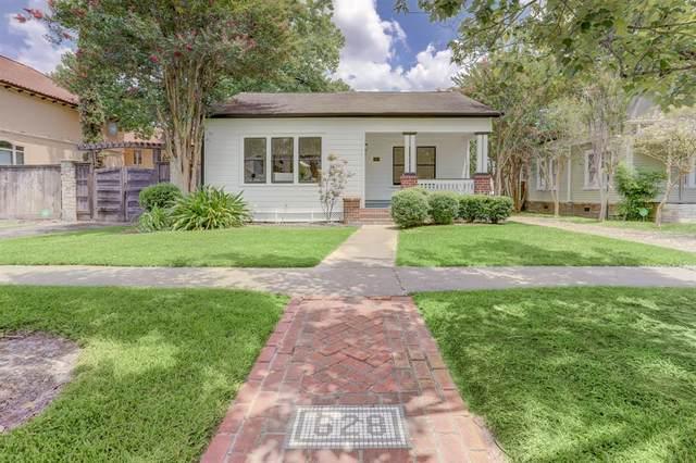 628 Harvard Street, Houston, TX 77007 (MLS #77141025) :: The Property Guys