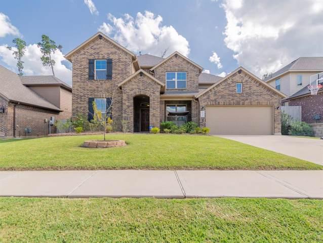 1526 Judson Oak Drive, Conroe, TX 77384 (MLS #77143221) :: The Bly Team