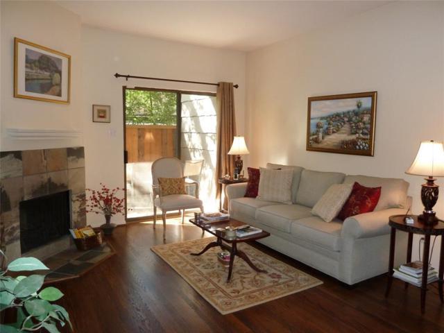 11711 Memorial Drive #127, Houston, TX 77024 (MLS #77150329) :: Texas Home Shop Realty