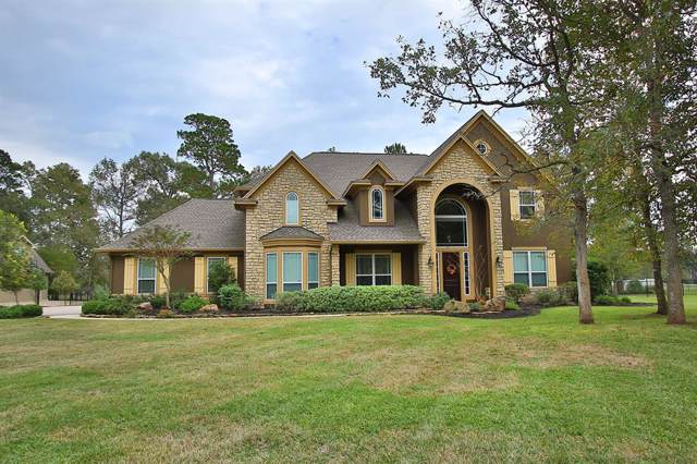 28612 Champions Dr, Magnolia, TX 77355 (MLS #77157059) :: Giorgi Real Estate Group