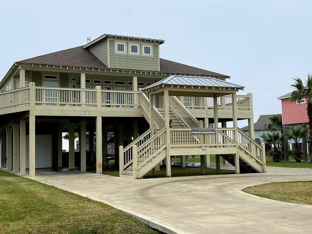 3531 Elm Grove, Crystal Beach, TX 77650 (MLS #77163446) :: Ellison Real Estate Team