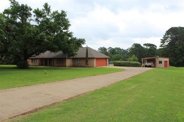 1197 Fm 2712, Crockett, TX 75835 (MLS #77165085) :: Bray Real Estate Group