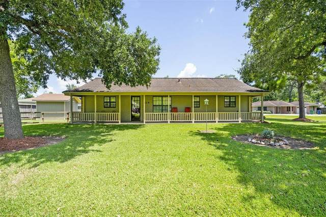 114 W Mahan Street, Richwood, TX 77531 (MLS #77195126) :: My BCS Home Real Estate Group