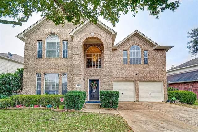 17627 Amber Mist Lane, Houston, TX 77095 (MLS #77218383) :: Connect Realty