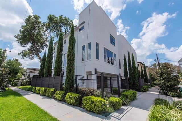 1941 Welch Street, Houston, TX 77019 (MLS #77234654) :: Giorgi Real Estate Group