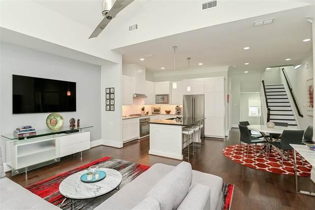 745 Dorothy Street, Houston, TX 77007 (MLS #77239780) :: Texas Home Shop Realty