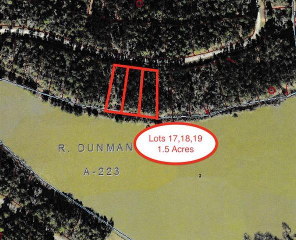 Lts 17,18&19 Lakelane Drive, Humble, TX 77338 (MLS #7724281) :: Giorgi Real Estate Group