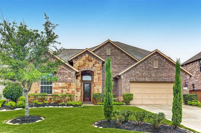 17106 Kirkton Moor Drive, Richmond, TX 77407 (MLS #77242838) :: The SOLD by George Team
