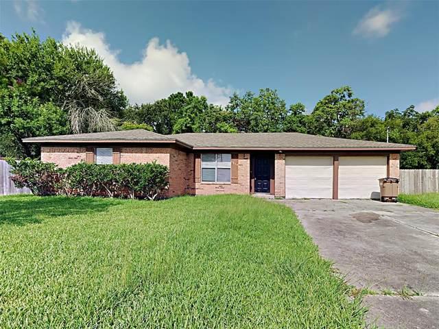 3614 Baker Drive, Dickinson, TX 77539 (MLS #77245464) :: The Wendy Sherman Team