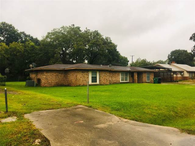 4022 Duval Street, Houston, TX 77087 (MLS #7724652) :: JL Realty Team at Coldwell Banker, United