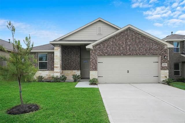 15736 Ty Cobb Court, Splendora, TX 77372 (MLS #77254315) :: The Property Guys