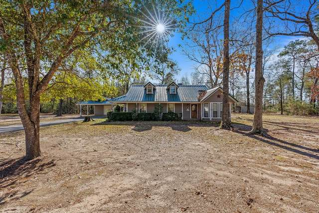 150 County Road 3370A, Cleveland, TX 77327 (MLS #77262198) :: The Heyl Group at Keller Williams