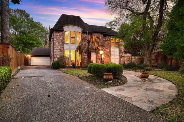 615 Sandy Port Street, Houston, TX 77079 (#77264083) :: ORO Realty