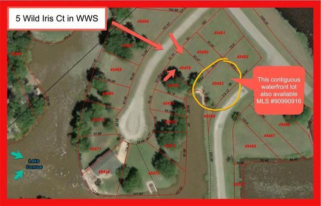 5 Wild Iris Court, Huntsville, TX 77340 (MLS #77271231) :: Guevara Backman