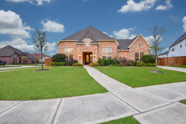 1806 Kingston Heights Lane, Katy, TX 77494 (MLS #77274176) :: The Collective Realty Group