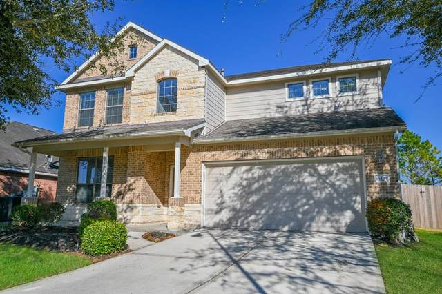 13203 Misty Shore Lane, Pearland, TX 77584 (MLS #77275918) :: Connect Realty