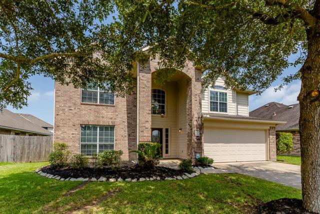 408 Magnolia Estates Drive, League City, TX 77573 (MLS #77284507) :: REMAX Space Center - The Bly Team