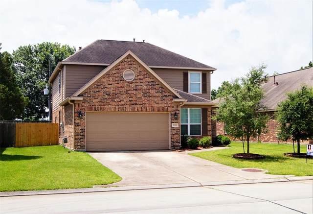 15311 Knotty Chestnut Street, Cypress, TX 77429 (MLS #77286374) :: The Bly Team