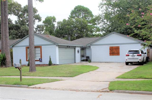5931 Sunnygate Drive, Spring, TX 77373 (MLS #77298860) :: The SOLD by George Team