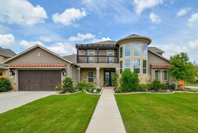 11207 Rossie Moor Lane, Richmond, TX 77407 (MLS #77309837) :: The Johnson Team