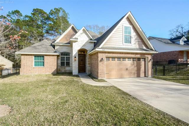 1677 Greenbriar Drive, Huntsville, TX 77340 (MLS #77310194) :: Green Residential