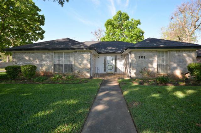201 Banyan Street, Lake Jackson, TX 77566 (MLS #77311684) :: Texas Home Shop Realty