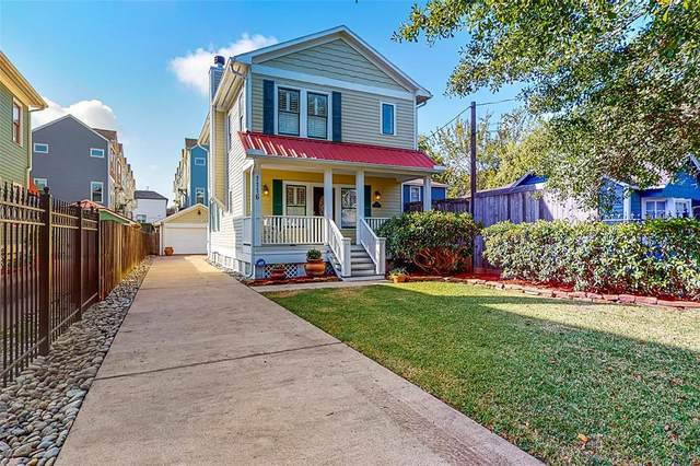 1116 W 16th Street, Houston, TX 77008 (MLS #77318335) :: Connect Realty