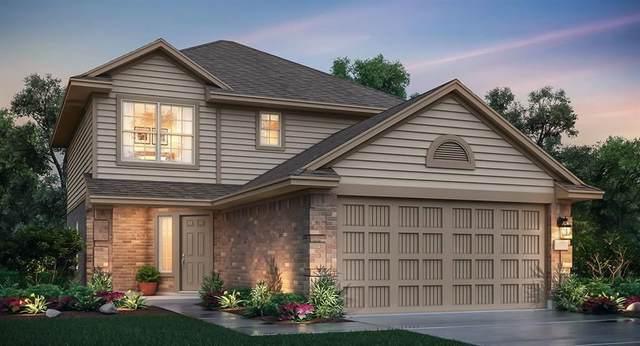 11044 N Lake Mist Lane, Willis, TX 77318 (MLS #77322193) :: Green Residential