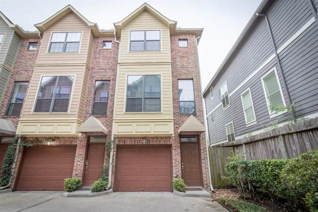 4812 La Branch Street #8, Houston, TX 77004 (MLS #77323232) :: Lerner Realty Solutions