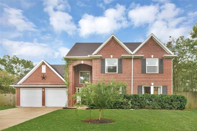 1412 Piney Woods Drive, Friendswood, TX 77546 (MLS #77326963) :: The SOLD by George Team