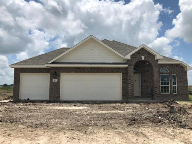 421 Merlot, Alvin, TX 77511 (MLS #77328930) :: Texas Home Shop Realty