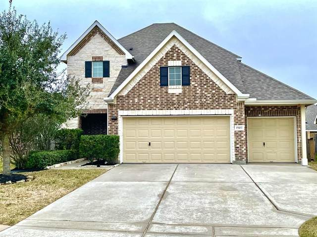 15107 Spring Sun Court, Humble, TX 77346 (MLS #77333860) :: Giorgi Real Estate Group